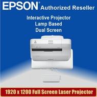 [Local Warranty] Epson EB-1450Ui Ultra-Short Throw Wireless Interactive WUXGA 3LCD Projector