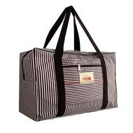 [即刻寄]韓系旅行拉桿箱 牛津布收納袋 搬家袋 行李袋 收納包 旅行袋 手提袋 行李袋