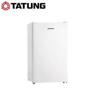 TATUNG大同 101公升自動除霜單門冰箱/小冰箱 , TR-101GTW(白色台灣製造)