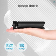 Mallcenter Mini Desktop Metal Tripod Stand 1/4 inch Screw for Smartphone Gimbal Stabilizer Compatible with Feiyu G5/G6/G6 Max/Vimble 2S/VLOG Pocket, Zhiyun CRANE-M2/Smooth 4