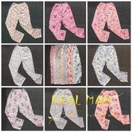 new /hot style elastic waist pajama/sleepwearing for men+womenREALMAN#pajama.