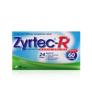 Zyrtec-R Tablet 10mg 10's