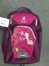 Deuter Genius S 2019 Magenta Fairytale - Ergonomic School Bag