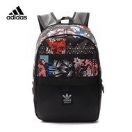 Quality fabric Classic retro Girls bag Adidas Backpack Adidas Backpack กระเป๋าสะพาย Adidas