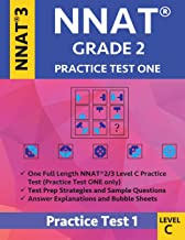 Nnat Grade 2 - Nnat3 - Level C: Nnat Practice Test 1: Nnat 3 Grade 2 Level C Test Prep Book for the Naglieri Nonverbal Ability Test