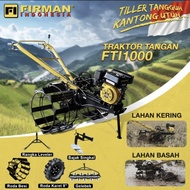 Firman FTI1000 Traktor Capung Bajak Sawah FTI1000 Traktor Tangan