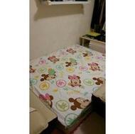 米奇米妮防水棉布床包/隔尿墊/100%完全防水 透氣/預購/ 枕套下標區