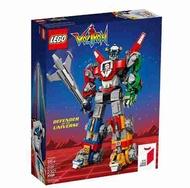 LEGO樂高 創意系列 聖戰士 Voltron 百獸王 五獅合體 21311