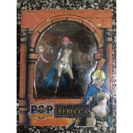 海賊王 POP 幻之王女 劍鬥士 蕾貝卡 德雷斯羅薩 巨無霸 內衣可脫 港版