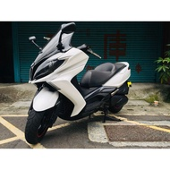 KYMCO DownTown 350i 白 ABS