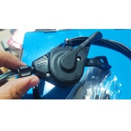 Shimano Deore RD Shifter Hydraulic Brakes Cogs