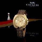 COACH品牌80周年限量腕錶(祈福金)