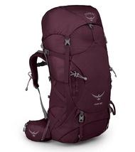 【Osprey 美國】Viva 50 輕量登山背包 健行背包 自助旅行背包 女款 泰坦紅 (Viva50) 【容量50L】