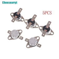 【Cheesearryt】5pcs 10A 250V KSD301 95C Thermostat Temperature Thermal Control Switch
