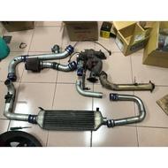 蓋瑞特ar48 低增壓渦輪套件、喜美 k6 k8 適用