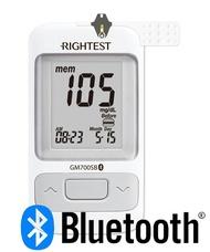 瑞特血糖監測系統GM700SB,試紙200片+200針+200酒精棉片+主機一台(網路不販售)