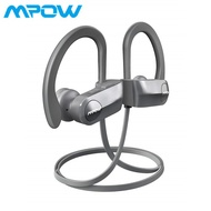 Mpow D7 [Upgraded] Bluetooth Earphone IPX7 Waterproof Richer Bass Stereo Headset