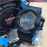 Casio G-Shock GA-400LN-1A Black Blue