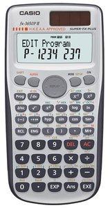 Casio - 科學型計數機 FX-3650PII (Hong Kong HKEAA Approval)