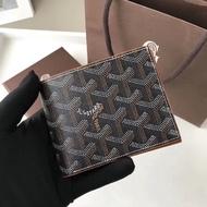 預購 Goyard 男款 女款 中性 錢包  短夾 皮夾