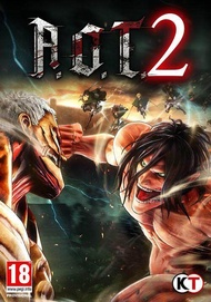 Attack on Titan 2 - Offline PC Game with DVD