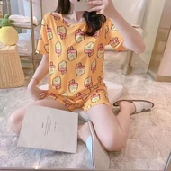 Sleepwear & Pajamas[wholesale]◊﹍GBra Terno Pajama fashion for adult sleepwear set for women