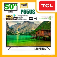 TCL - 50P65US 4K Android 智能電視 iDTV
