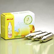Soda Splash 魔泡瓶|原廠 CO2氣彈小鋼瓶 5 盒 8g CO2 補充氣彈