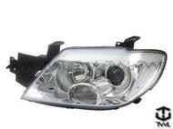 《※台灣之光※》全新三菱OUTLANDER 05 06 07年式原廠型銀框魚眼投射大燈