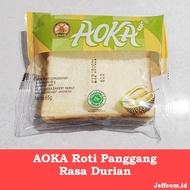 R1 Aoka Roti Panggang Cokelat Keju Susu Vanila Blueberry Stroberi