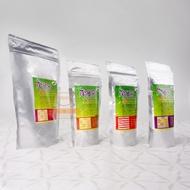 【臻好】紅袍+龍袍+嘎巴+巧克力 能量茶飲(一組四入) 活力 健康 能量茶 亞麻籽粉 燕麥粉《素實市集》素食