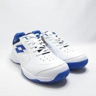 LOTTO SPACE 600 網球鞋 透氣 LT0AMT2236 男款 白藍【iSport愛運動】