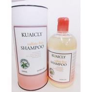 【IS艾絲】洗髮精】KUAICLY 源自天然 使用有機 自然生機純露洗髮精 檸檬馬鞭草 500ML
