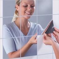 Am705 Sticker Glass Mirror / Sticker Glass Mirror Paste / Sticker Glass Square