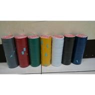 電器膠帶 絕緣膠帶 日洋 PVC膠帶 電氣膠帶  電火布膠帶