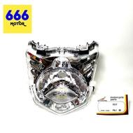 666MOTOR LAMPU DEPAN / REFLEKTOR BEAT