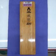 蝦彩230竹製浮標盒