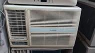 二手中古國際1.5噸窗型冷氣,保固3個月
