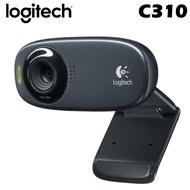 Logitech 羅技 HD 網路攝影機 C310 簡單 清晰 HD 720p 視訊通話 2年保固 可搭配 Skype