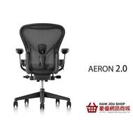 【人體工學椅生活館】【AERON 2.0 全功能經典款】