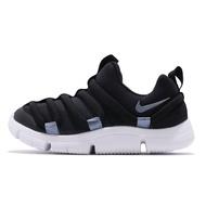 Nike 慢跑鞋 Novice EP PS 黑 灰 童鞋 中童鞋 運動鞋 毛毛蟲鞋 BV0009-001 【ACS】