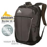 【美國 GREGORY】特價55折》Border 25L專業輕量15吋筆電電腦背包.商務旅遊健行 59539