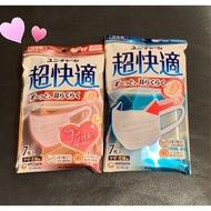 ✨現貨✨+4/10出貨預購 日本製Unicharm超快適口罩 30枚 7枚