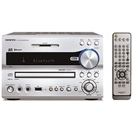 [Shipping from japan]Onkyo ONKYO CD / SD / USB receiver Silver NFR-9X (S)