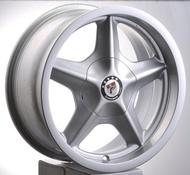 【協和輪胎】5孔 120BMW 16吋鋁圈 適用E46 E36 E90 E87 E32 E38 E39等車種