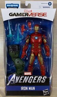 ☆勳寶玩具舖【現貨】漫威 Marvel Legends 復仇者聯盟電玩6吋收藏傳奇人物--#2 鋼鐵人 Iron Man
