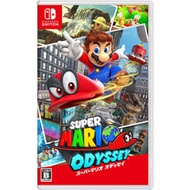 Nintendo Switch 超級瑪利歐 奧德賽 (中文版)