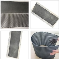 Car Grill Mesh Honeycomb Small Mesh Grille Sheet Grille Bumper Nets