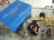 【大眾釣具百貨】SHIMANO 17年款鼓式捲線器(電子計米) Barchetta 600PG 船釣筏掉小搞搞龍蝦洞康
