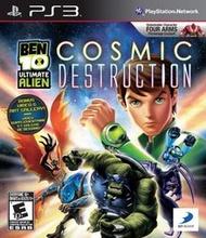 PS3 Ben 10 田小班 終極異形:宇宙毀滅 Ultimate Alien: Cosmic Destruction-英文美版-